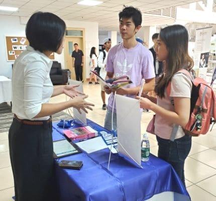 XIS College Fair