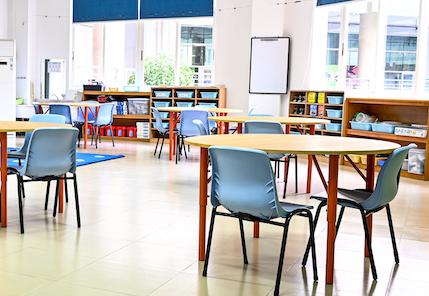 XIS Elementary School Classroom
