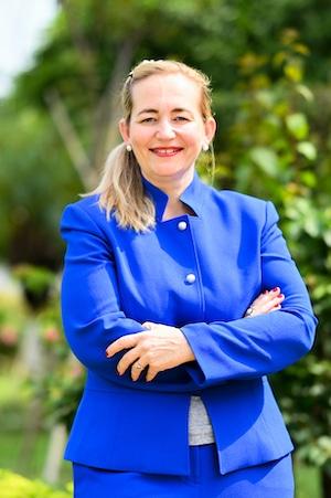 XIS Head of School Inna Klein